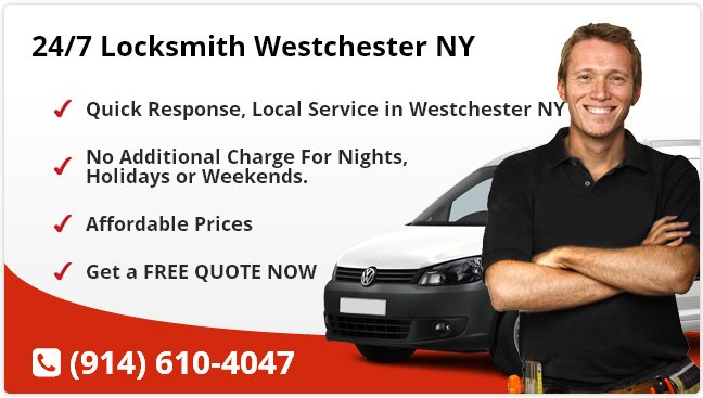 24 Hour Locksmith Westchester